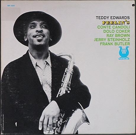 Teddy Edwards テディ・エドワーズ / Feelin's
