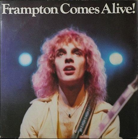 Peter Frampton ピーター・フランプトン / Frampton Comes Alive UK盤