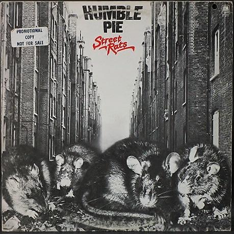 Humble Pie ハンブル・パイ / Street Rats
