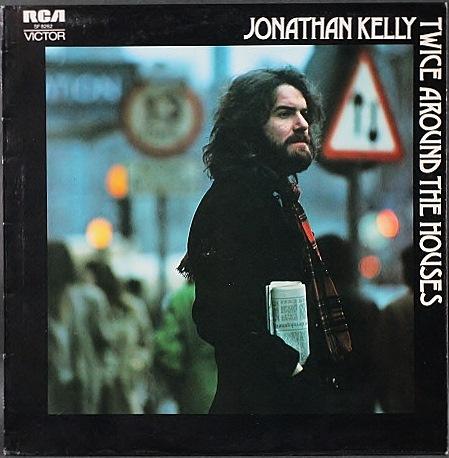 Jonathan Kelly ジョナサン・ケリー / Twice Around The Houses
