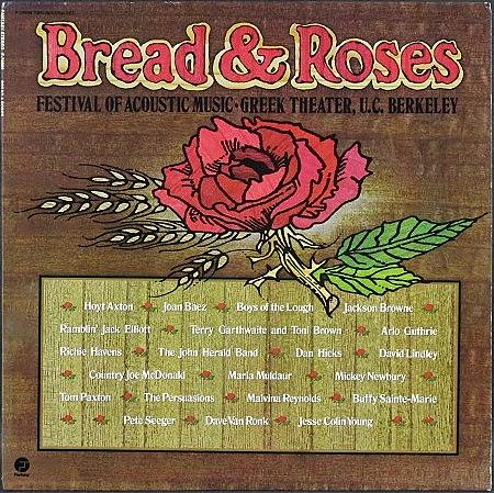 VA / Bread & Roses: Festival Of Acoustic Music, Vol.1