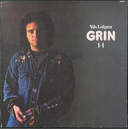 Grin - Nils Lofgren ニルス・ロフグレン | グリン / 1+1