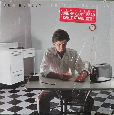 Don Henley ドン・ヘンリー /  Can't Stand Still