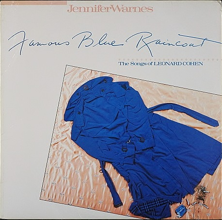 Jennifer Warnes ジェニファー・ウォーンズ / Famous Blue Raincoat