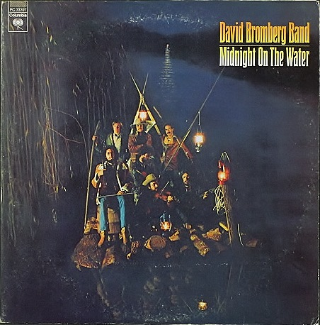 David Bromberg デヴィッド・ブロムバーグ / Midnight On The Water