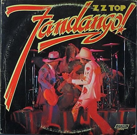 ZZ Top ZZトップ / Fandango!
