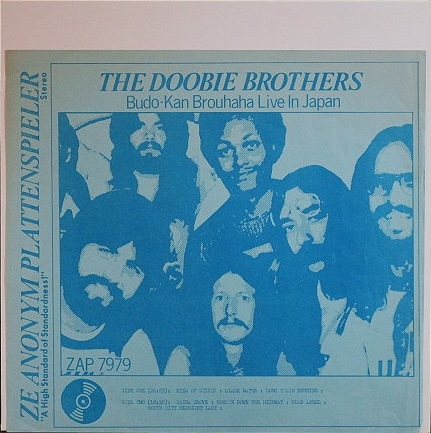 Doobie Brothers ドゥービー・ブラザーズ / Budo-Kan Brouhaha Live In Japan