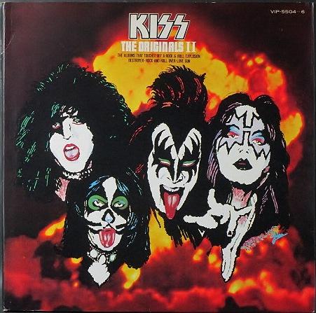 Kiss キッス / The Originals II 続・地獄の全貌