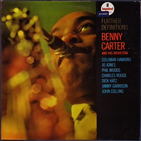 Benny Carter ベニー・カーター / Further Definitions