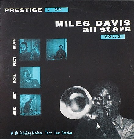 Miles Davis マイルス・デイビス / Miles Davis All Stars Vol. 2