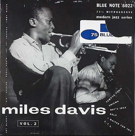 Miles Davis マイルス・デイビス / Vol. 2
