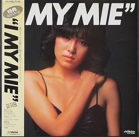 """Mie 未唯 / """"I My Mie"""" アイ・マイ・ミー"""