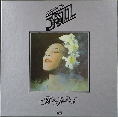 Billie Holiday ビリー・ホリデイ / Giants Of Jazz: Billie Holiday