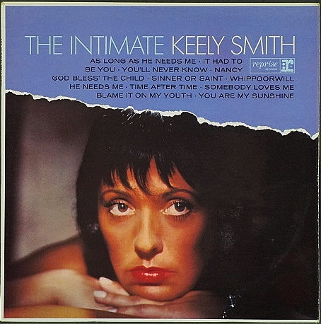 Keely Smith キーリー・スミス / The Intimate Keely Smith 英国盤