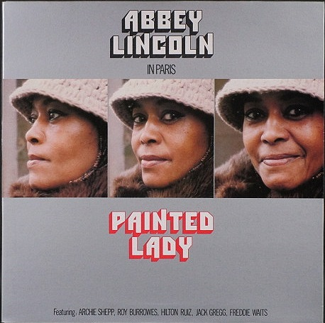 Abbey Lincoln アビー・リンカーン / Painted Lady ペインテッド・レディ