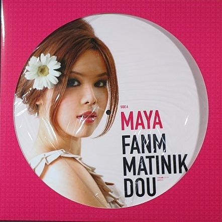 MAYA マヤ / Fanm Matinik Dou マルチニークの女
