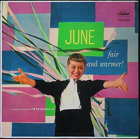 June Christy ジューン・クリスティ / Fair And Warmer!