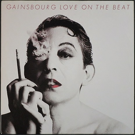Serge Gainsbourg セルジュ・ゲンスブール / Love On The Beat