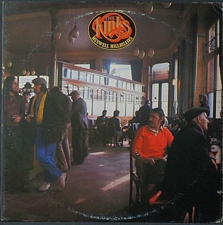 Kinks キンクス / Muswell Hillbillies
