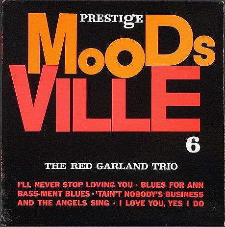 Red Garland レッド・ガーランド / Moodsville Vol. 6