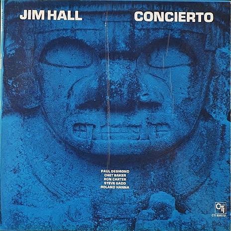 Jim Hall ジム・ホール / Concierto コンチェルト