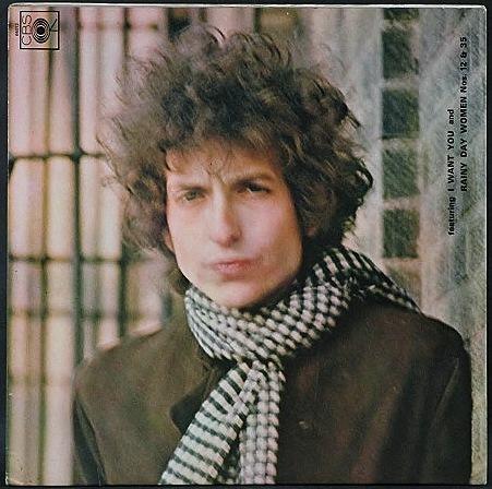 Bob Dylan ボブ・ ディラン / Blonde On Blonde ブロンド・オン・ブロンド UK盤