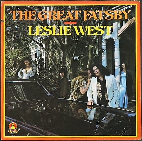 Leslie West レスリー・ウエスト / The Great Fatsby