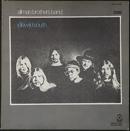 Allman Brothers Band オールマン・ブラザーズ / Idlewild South アイドルワイルド・サウス