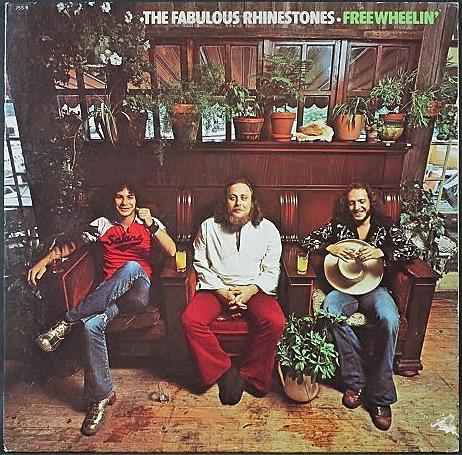 Fabulous Rhinestones ファビュラス・ラインストーンズ / Freewheelin'