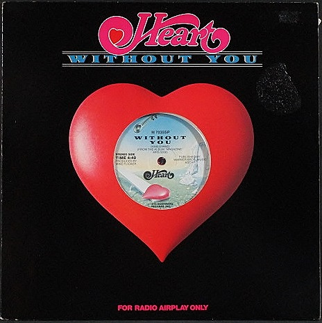 Heart ハート / Without You 12""