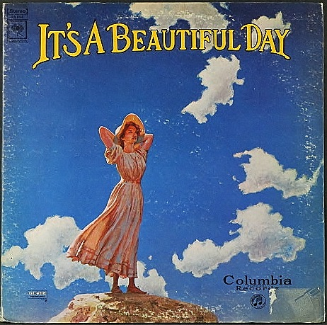 It's A Beautiful Dayイッツ・ア・ビューティフル・デイIt's A Beautiful Day