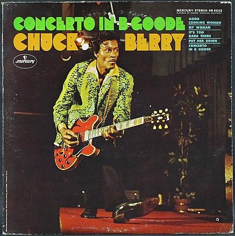 Chuck Berry チャック・ ベリー / Concerto In B Goode コンチェルト・イン・B・グッド