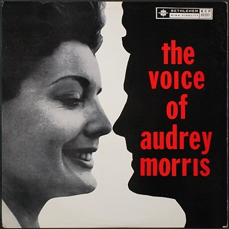 Audrey Morris オードリー・モリス / The Voice Of Audrey Morris