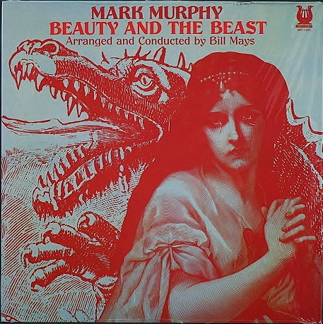 Mark Murphy マーク・マーフィー / Beauty And The Beast