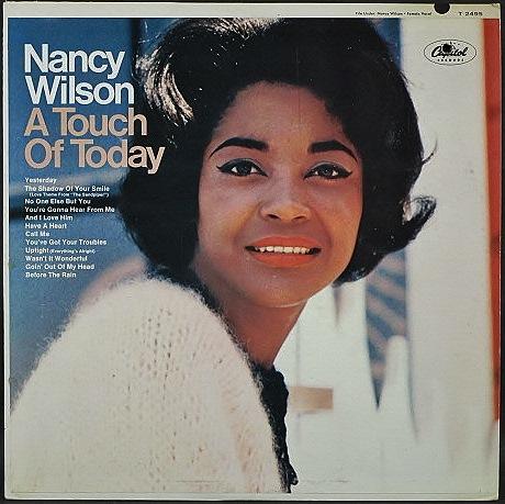 Nancy Wilsonナンシー・ウィルソン / A Touch Of Today