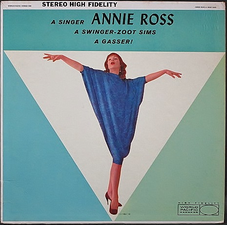 Annie Ross & Zoot Sims アニー・ロス & ズート・シムズ / A Gasser! ア・ギャサー