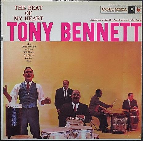 Tony Bennett トニー・ベネット / The Beat Of My Heart