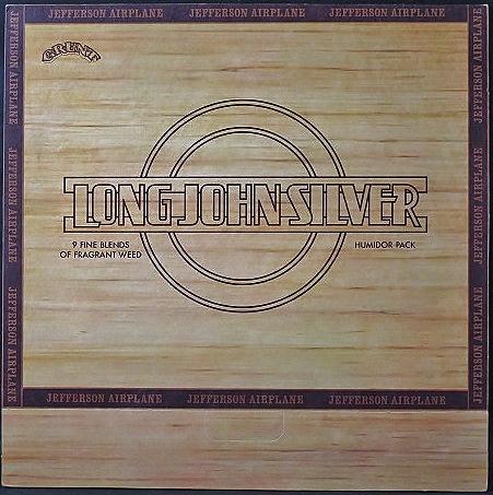 Jefferson Airplane ジェファーソン・エアプレイン / Long John Silver