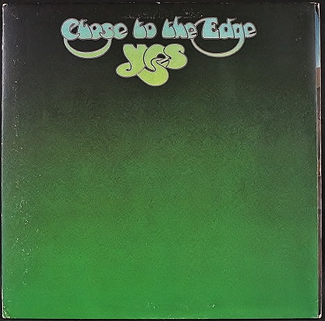 Yes イエス / Close To The Edge 危機 US盤