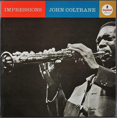 John Coltrane ジョン・コルトレーン / Impressions