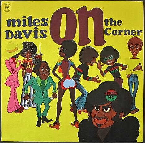 Miles Davis マイルス・デイビス / On The Corner