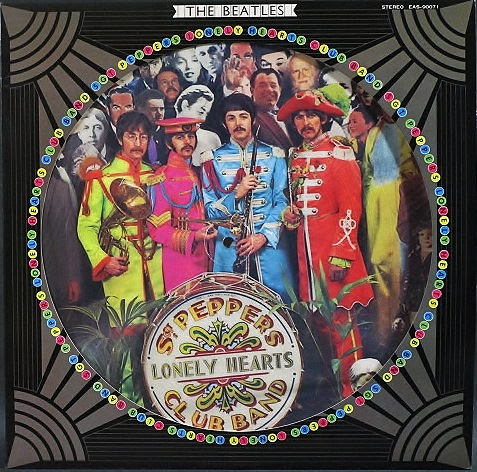 Beatles ザ・ビートルズ / Sgt. Pepper's Lonely Hearts Club Band Picture盤