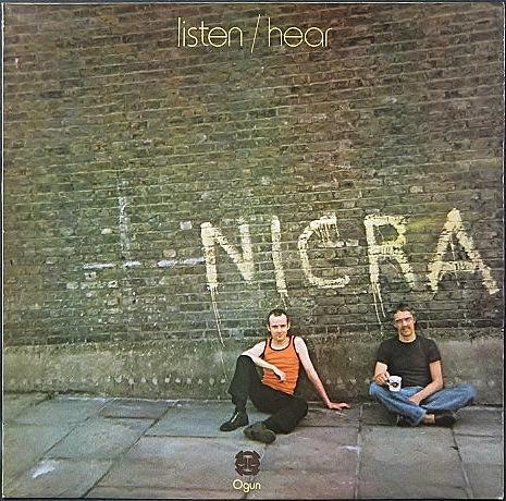 Nicra:Nick Evans, Keith Tippett ニック・エヴァンス、ラドゥ・マルファッティ | Listen / Hear