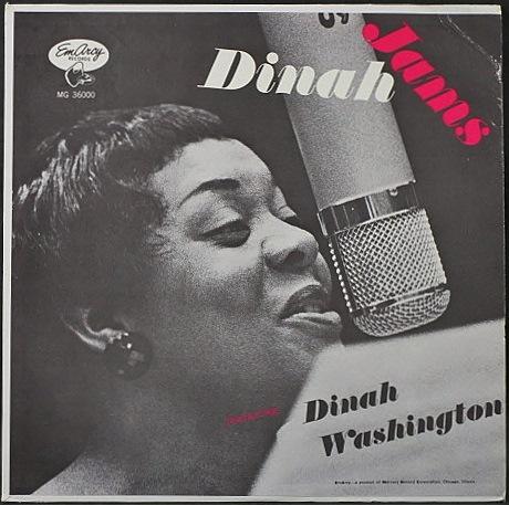 Dinah Washington ダイナ・ワシントン / Dinah Jams