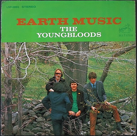 Youngbloods ヤングブラッズ / Earth Music