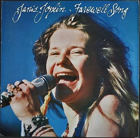 Janis Joplin ジャニス・ジョプリン / Farewell Song