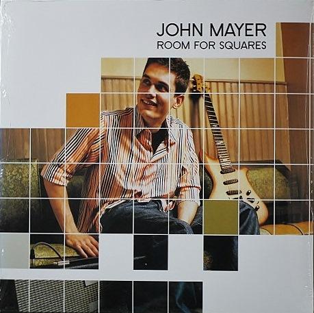 John Mayer ジョン・メイヤー / Room For Squares | 未開封