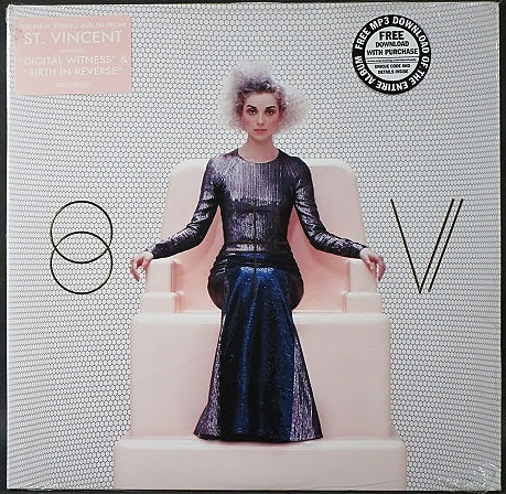 St. Vincent セイント・ ヴィンセント / St. Vincent