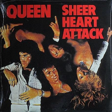Queen クイーン / Sheer Heart Attack | 未開封