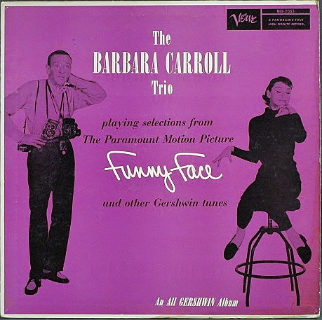 Barbara Carroll バーバラ・キャロル / Funny Face